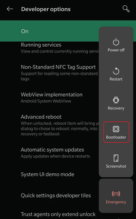OnePlus 8 Pro TWRP Recovery