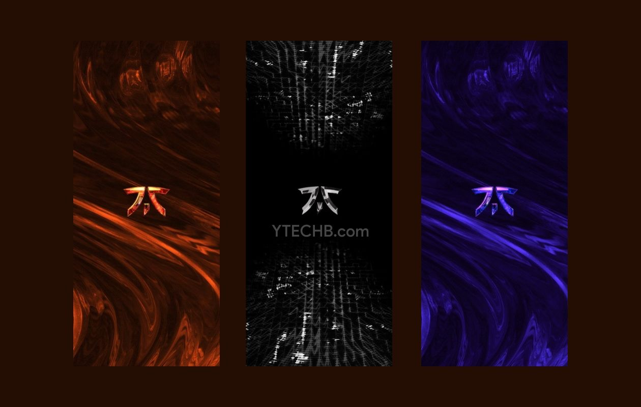 OnePlus Fnatic Mode Wallpapers