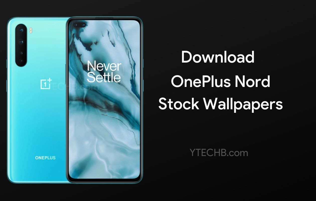 Download Oneplus Nord Stock Wallpapers 4k Official
