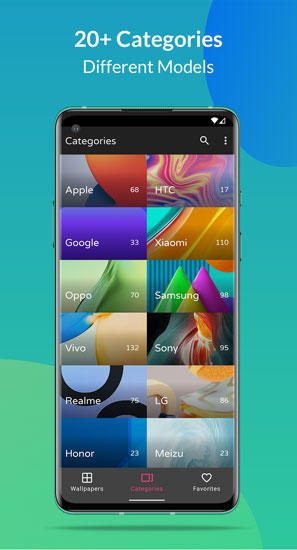 PhoneWalls Android App