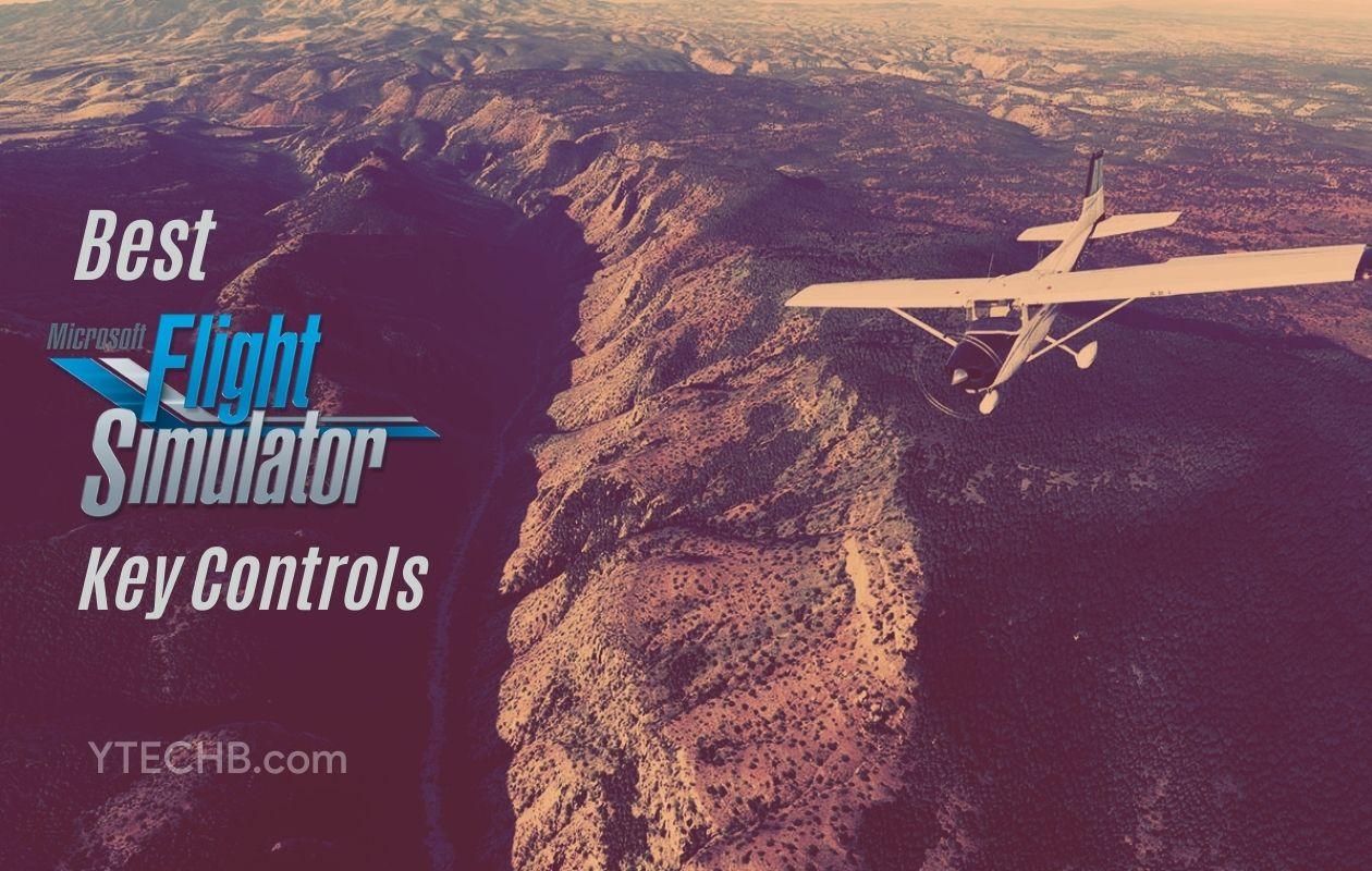 Microsoft Flight Simulator 2020 Keyboard Controls
