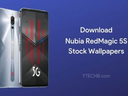 Nubia RedMagic 5S Wallpapers