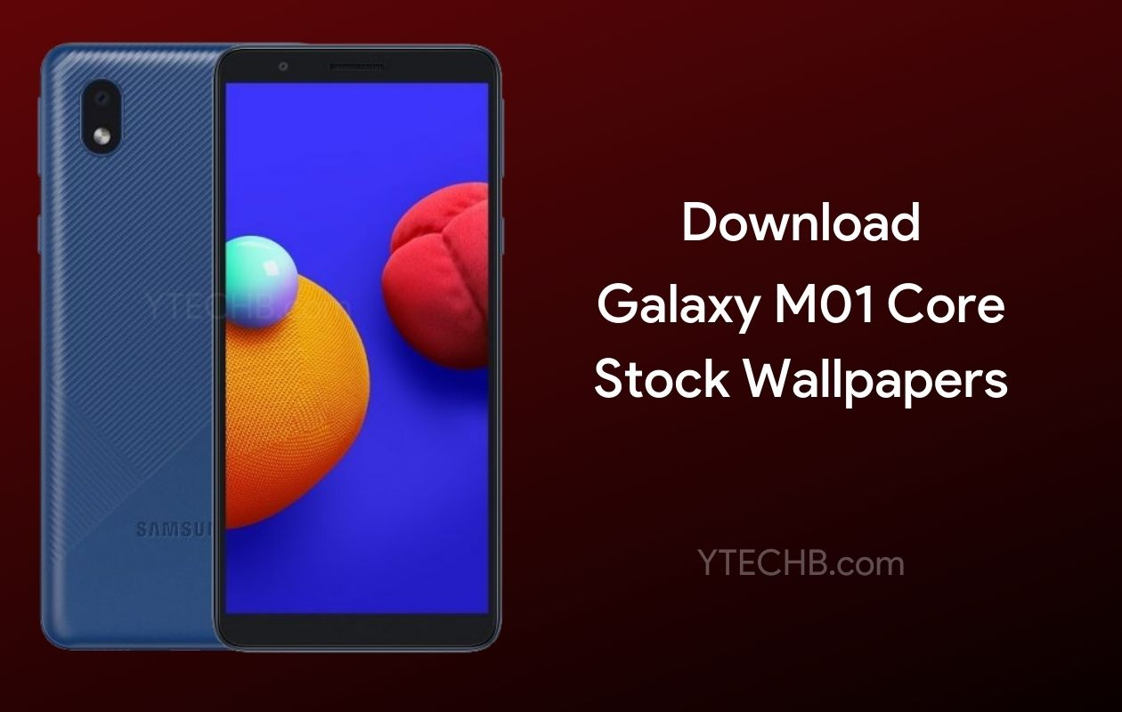 Download Samsung Galaxy M01 Core Stock Wallpapers Hd