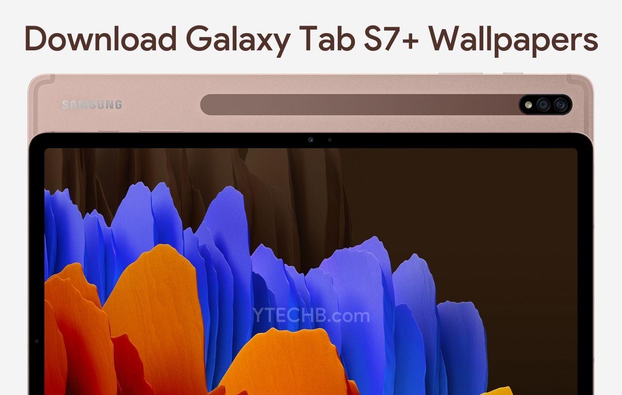 Download Samsung Galaxy Tab S7 Stock Wallpapers 2k