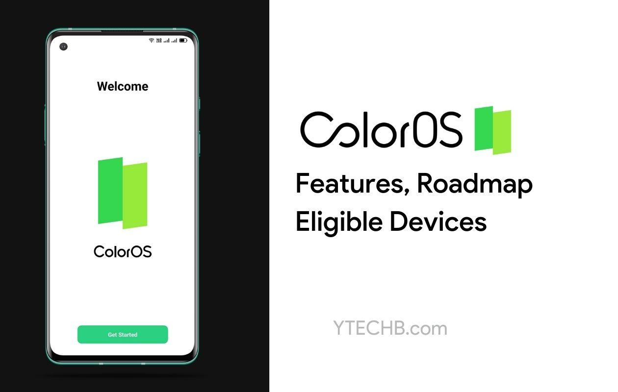 ColorOS 11 Roadmap
