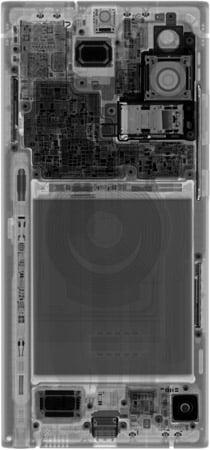 Galaxy Note 20 Ultra Teardown Wallpaper