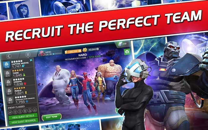 Best Marvel Games for Android & iOS