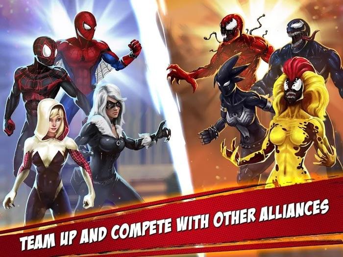 Best Marvel Mobile Games
