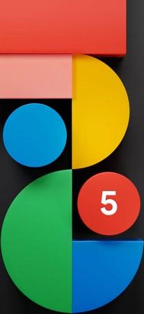 google Pixel 5 Wallpapers