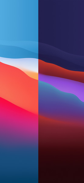 iPhone Dual Wallpapers