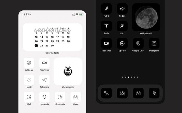 Best iOS 14 icon packs