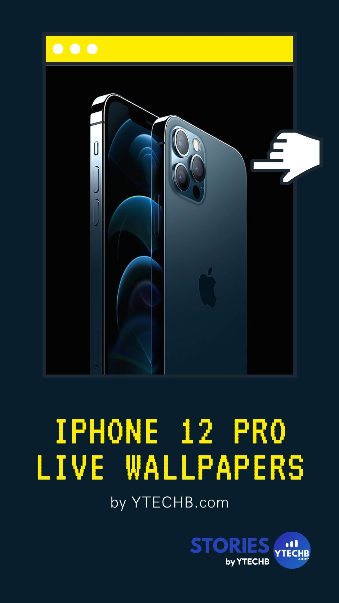 Download Iphone 12 Pro Live Wallpapers 4k Free