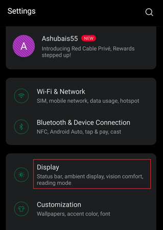 How to Force Dark Mode for all apps