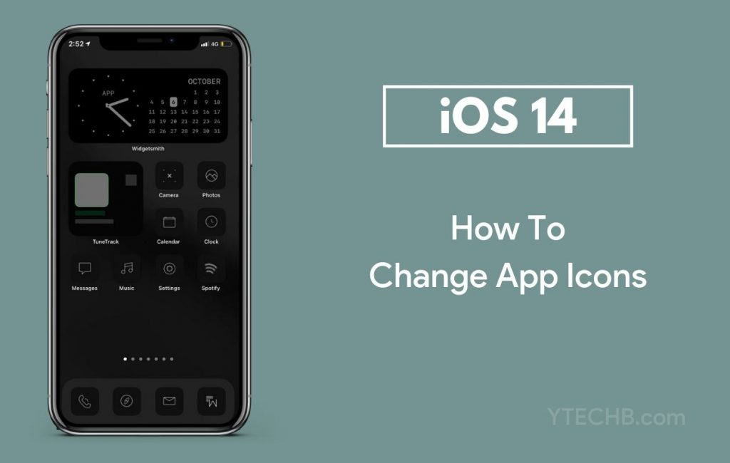 How to change App icons on iOS 14-1