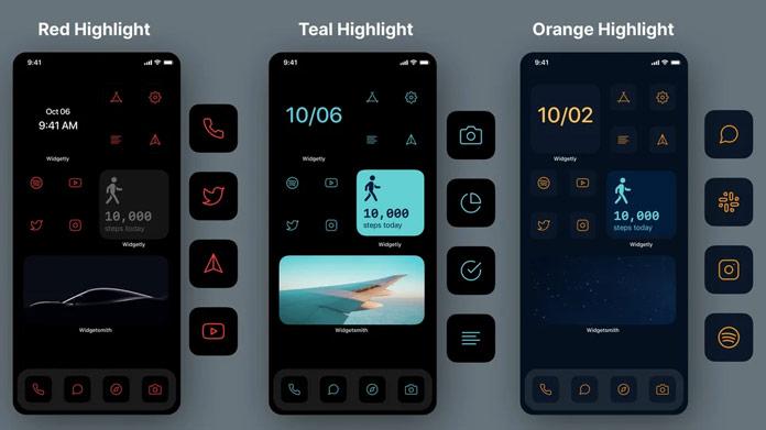 iOS 14 app icon packs