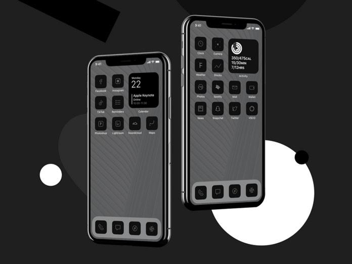 iOS 14 icon packs