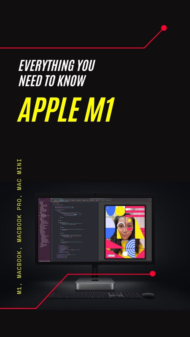 Apple M1 – Everything you need to know