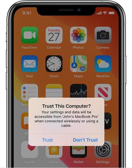 iPhone 12 DFU Mode