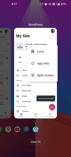 How to Enable Split Screen on Android 11