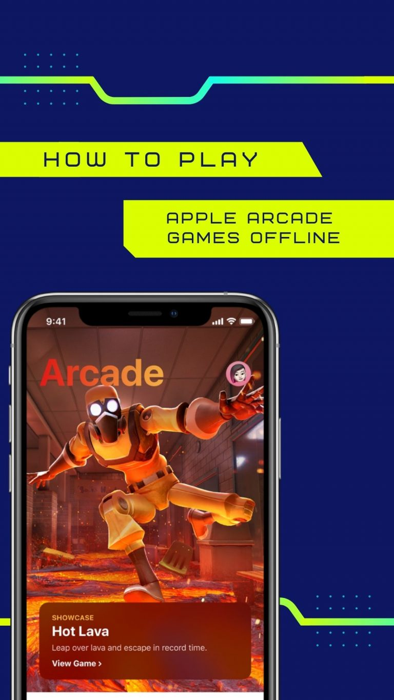 How to Play Apple Arcade Games Offline