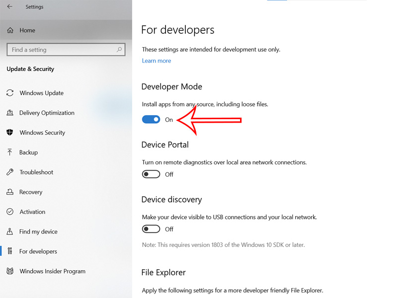 Install Microsoft Store Apps manually on Windows 10