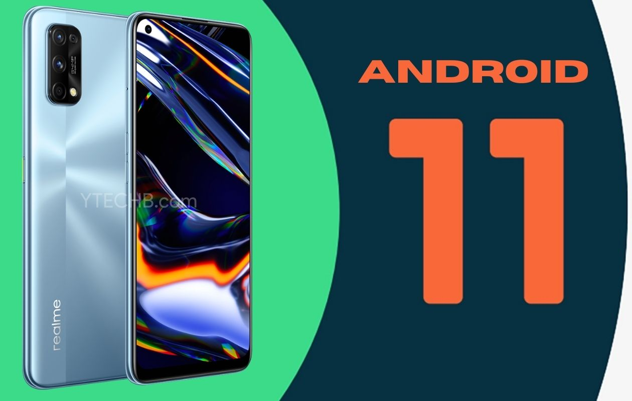 Realme 7 Pro Android 11 update