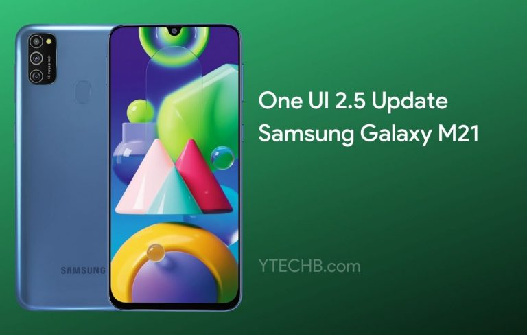 Samsung Galaxy M21 One UI 2.5 Update rolls out with new features!