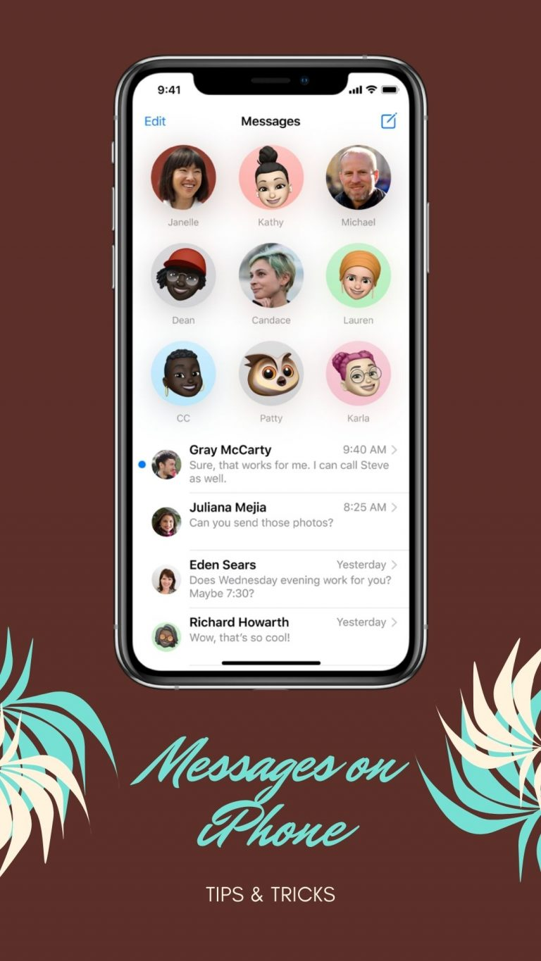 How to Mention Someone in Messages on iPhone