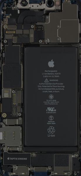 iPhone 12 Pro Teardown Wallpapers