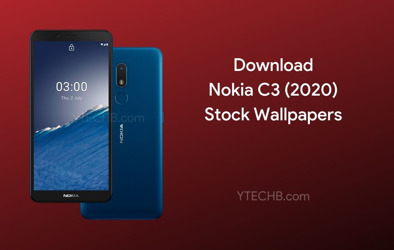 Download Nokia C3 Stock Wallpapers Hd Official