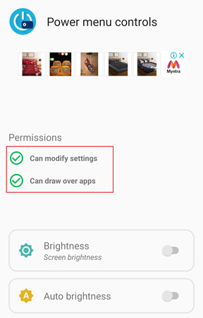 How to Add custom toggle in Power Menu on Android 11