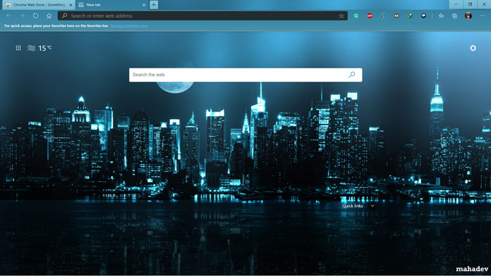Best Microsoft Edge Themes