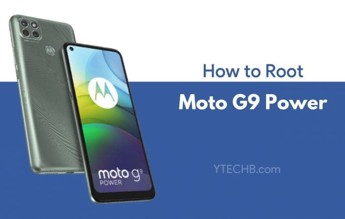 How to Root Moto G9 Power