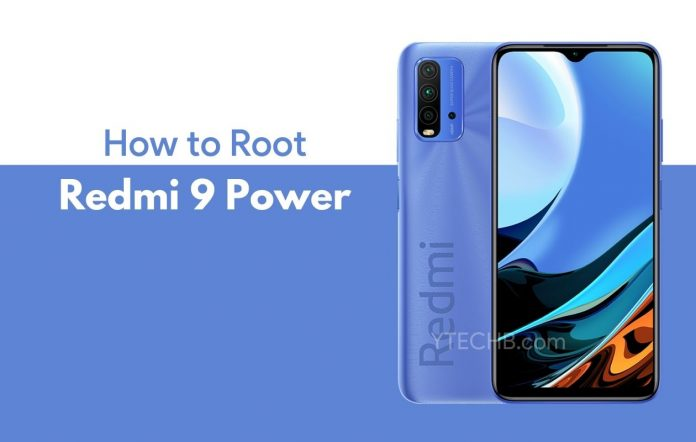 How to Root Redmi 9 Power