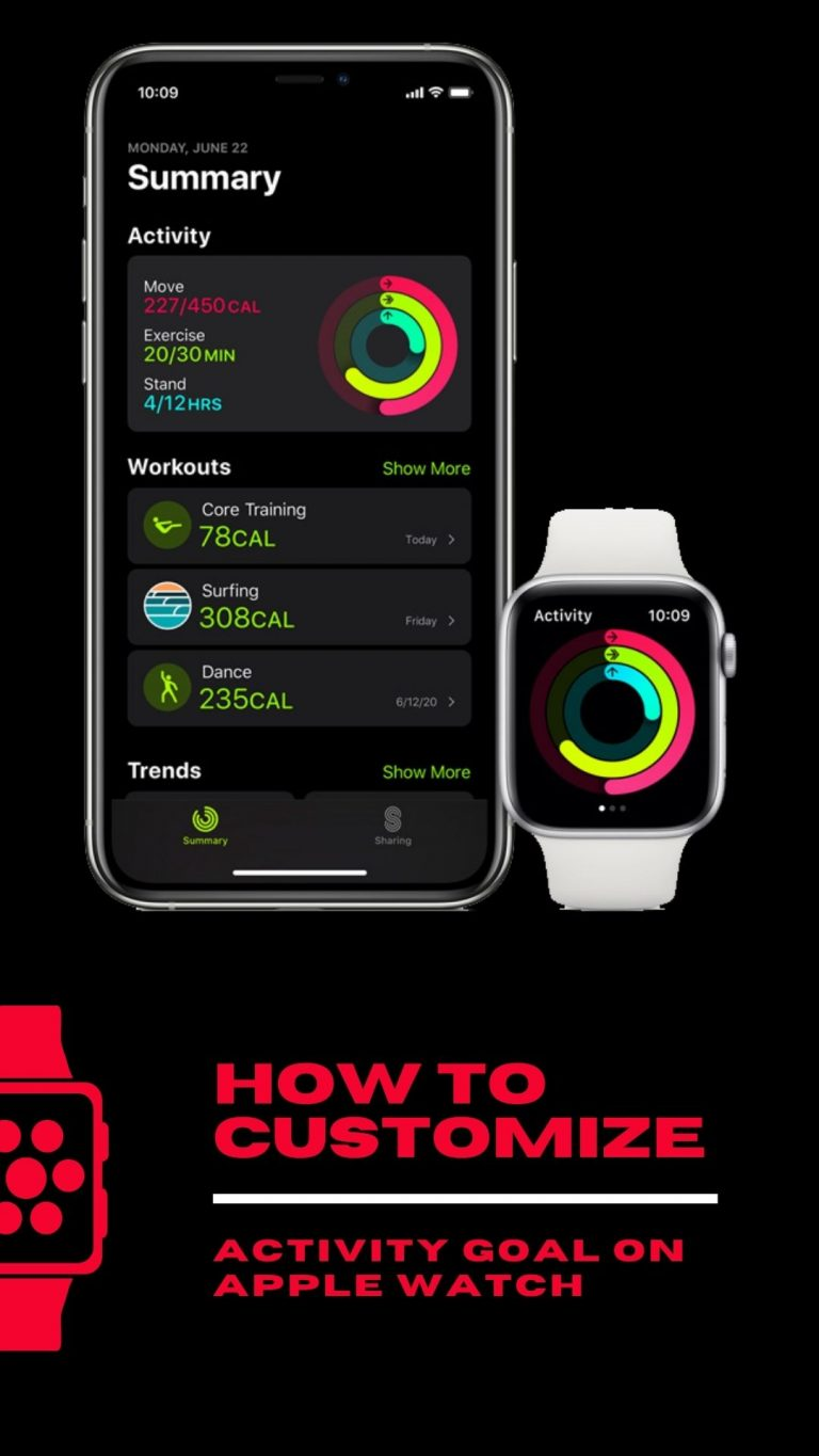 How to Customize your Activity Goal on Apple Watch