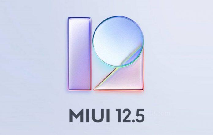 MIUI 12.5 Update