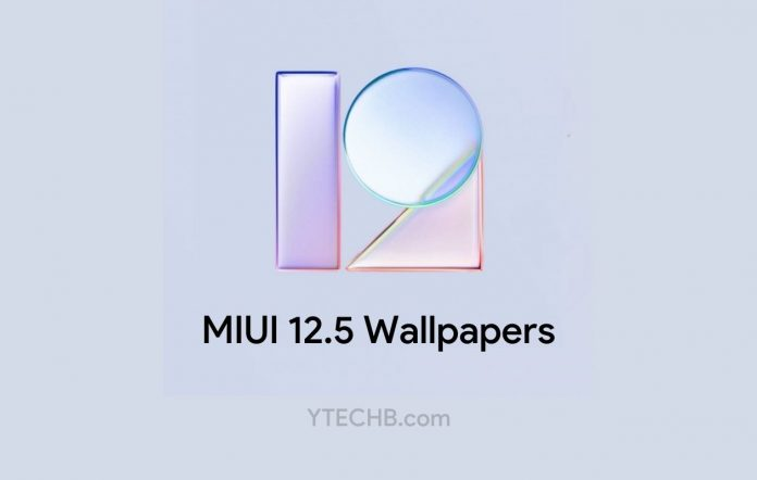 MIUI 12.5 Wallpapers