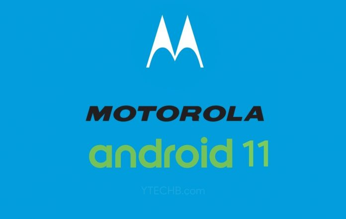 Motorola Android 11 Update List