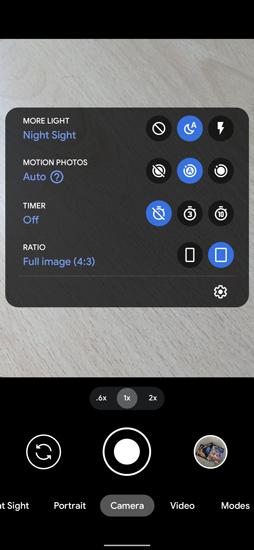 Google Camera 8.1.200 APK