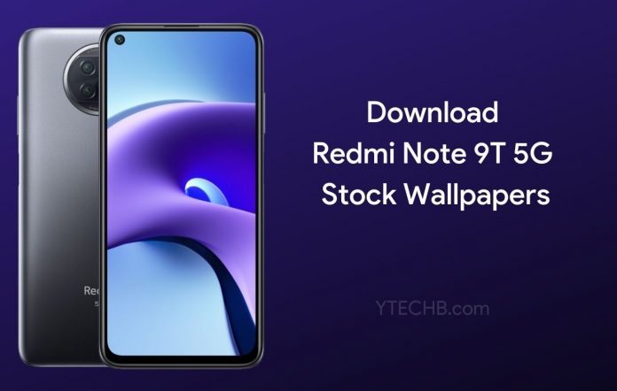 Redmi Note 9T 5G Wallpapers