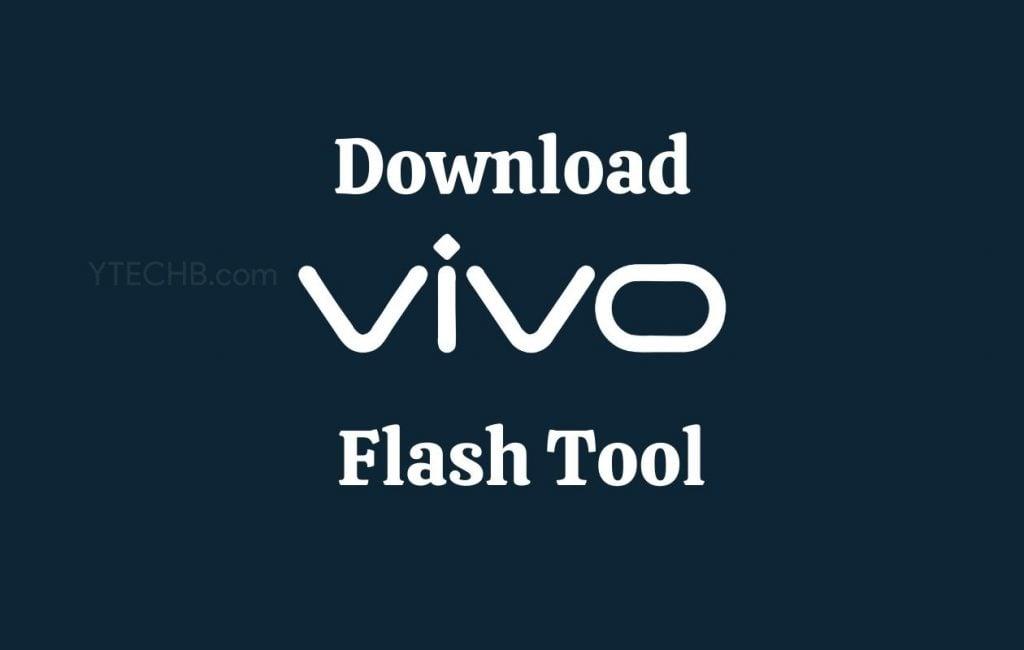 vivo flash tool