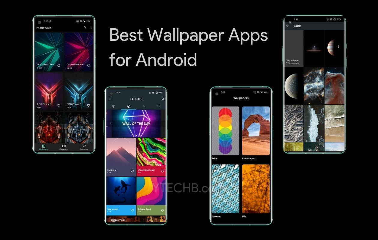Awesome 4k Wallpaper Android App wallpapers to download for free greenvirals