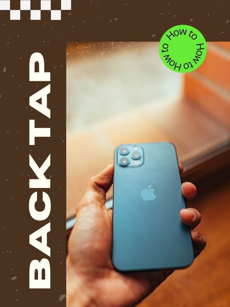 How to Enable Back Tap on iPhone