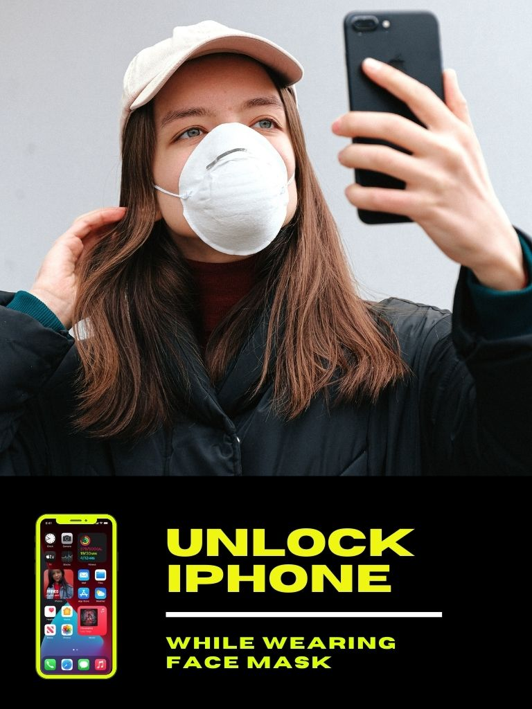 How to Unlock iPhone While Wearing Mask