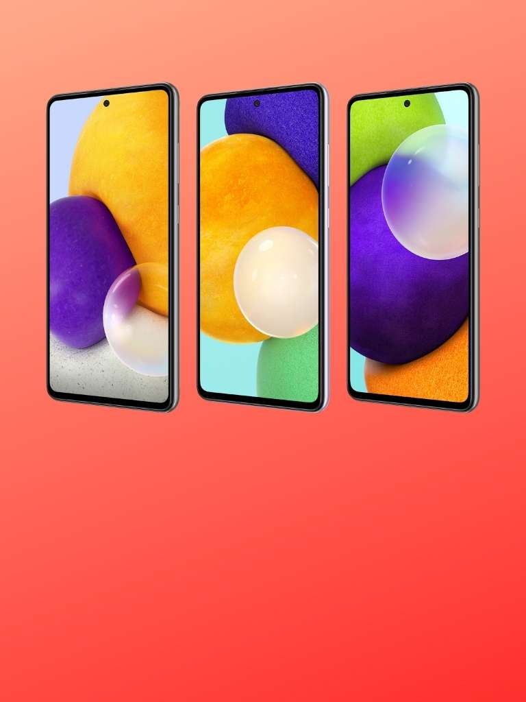 Samsung Galaxy A52 & A72 Live Wallpapers are here!