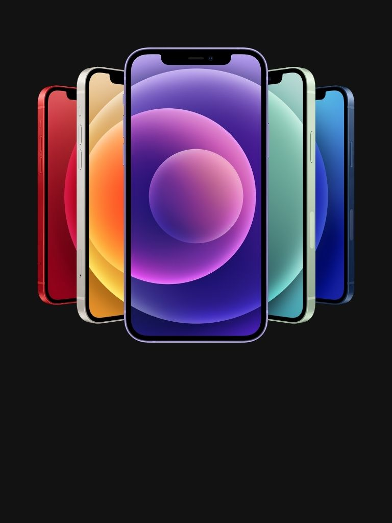 Here are all Apple iPhone 12 Live Wallpapers!