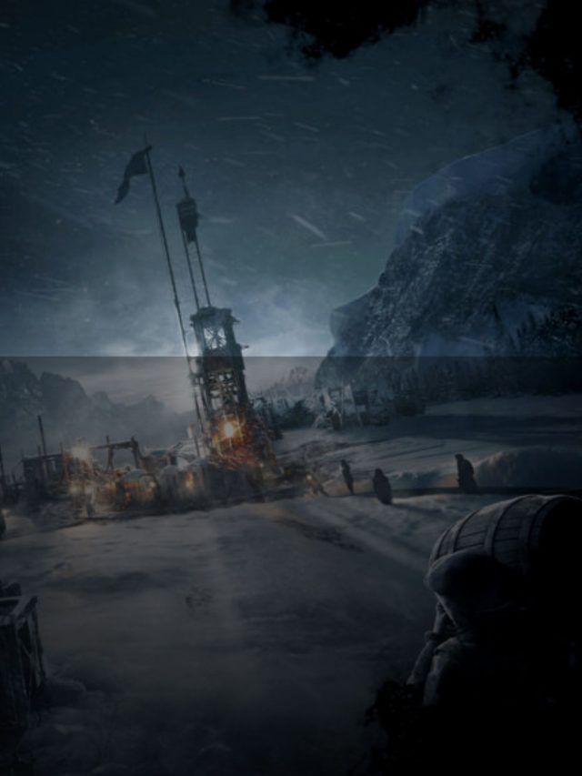 Frostpunk goes free on Epic Games Store