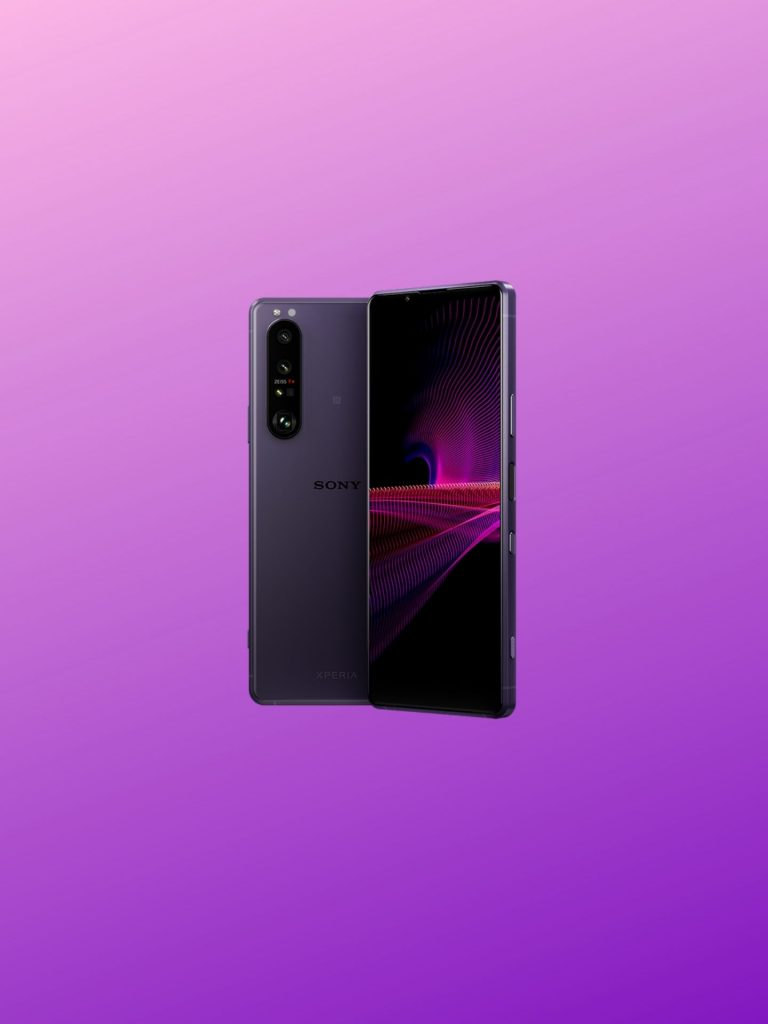 Sony Xperia 1 III Live Wallpapers